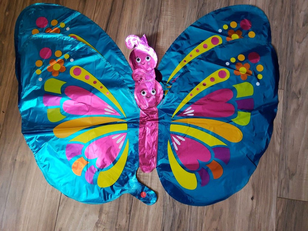 Butterfly Balloons Butterfly Decorations