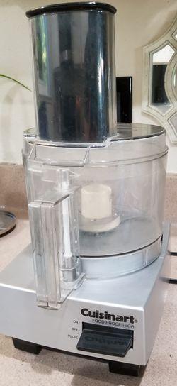 Cuisinart Food Processor DLC-5 Excellent Condition 7 Cup Thumbnail