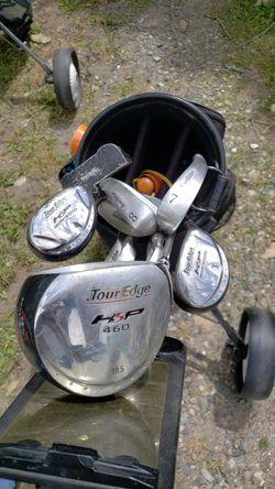 Tour edge golf clubs Thumbnail