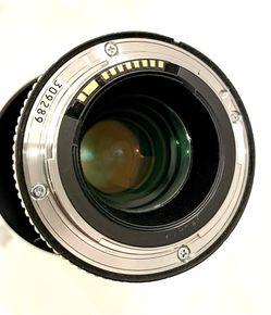 Canon 70-200 F4L IS Thumbnail