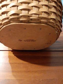 Longaberger Basket  Thumbnail