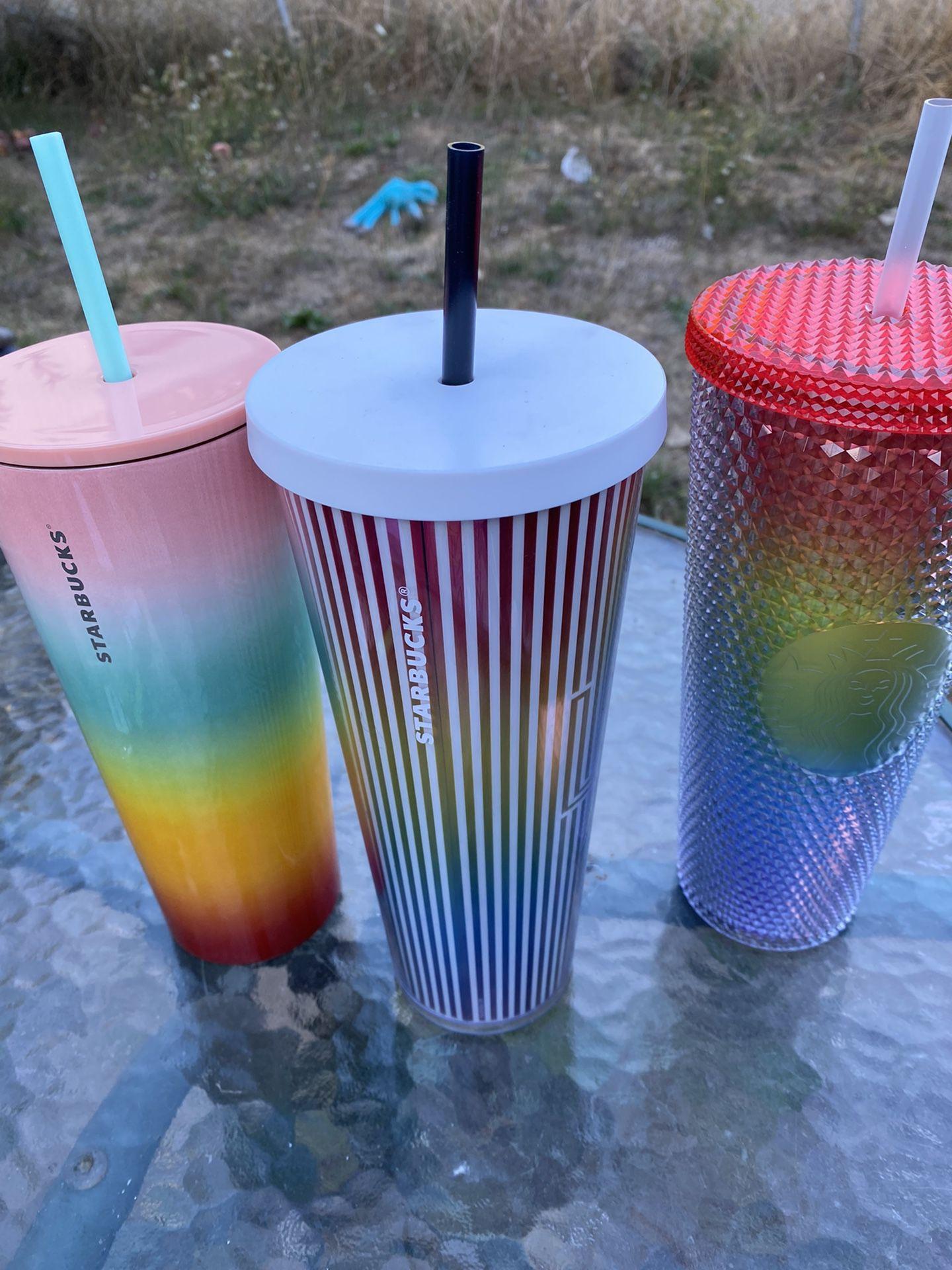 Starbucks Rainbow Bundle