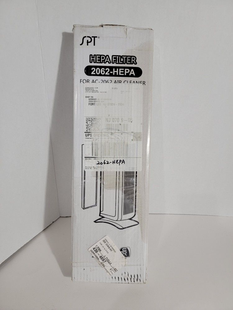 AC Filter (Set of 2)   Hepa Filter 2062-Hepa
