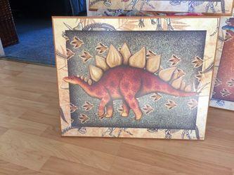 Dinosaur decor Thumbnail