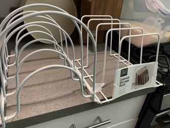 Cabinet / Pans Storage Racks  Thumbnail