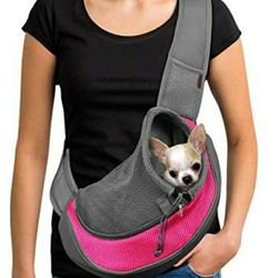 Sling Bag Carrier for Dogs Cats - small size Thumbnail