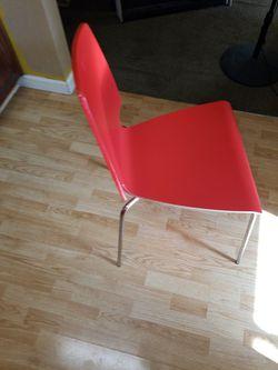 Ikea Red Chair Thumbnail