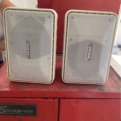 Bose Speakers Model 101 4 Inch Surround Sound Speaker Thumbnail