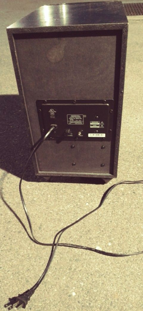 Home Speaker