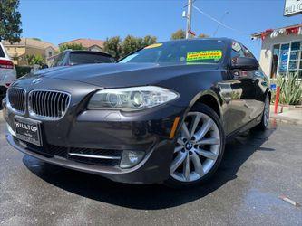 2011 BMW 5 Series Thumbnail