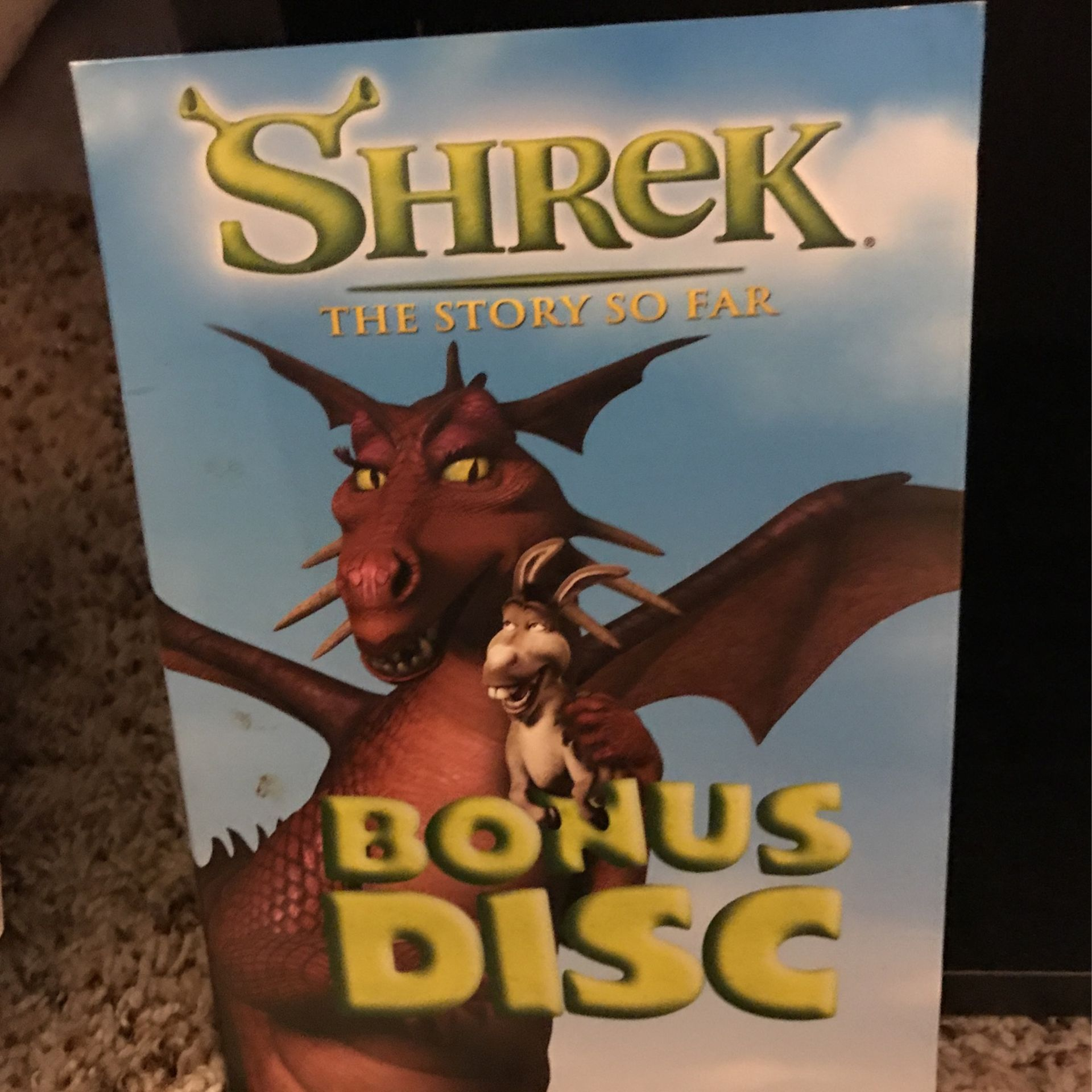 Shrek 3D Movie And Others