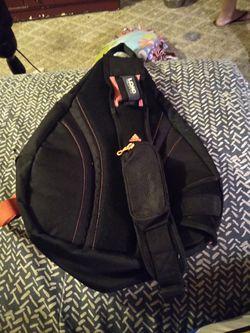 Womens Adidas Pink Sholder Backpack Thumbnail