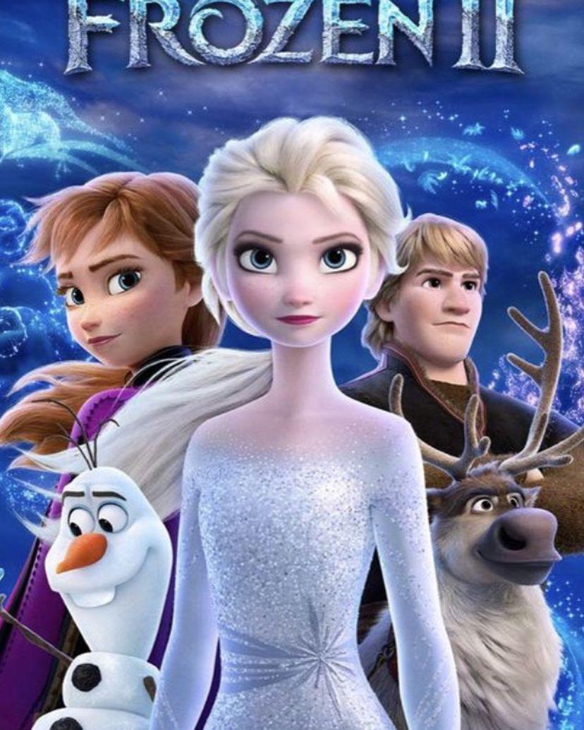 Frozen II digital movie code