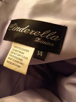 Lilac Purple Bridesmaid Dress Thumbnail
