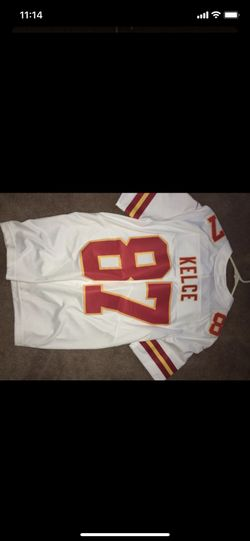 Chiefs Jersey. Travis Kelce Thumbnail