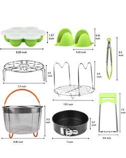 12 Pieces Pressure Cooker Accessories Set, Thumbnail