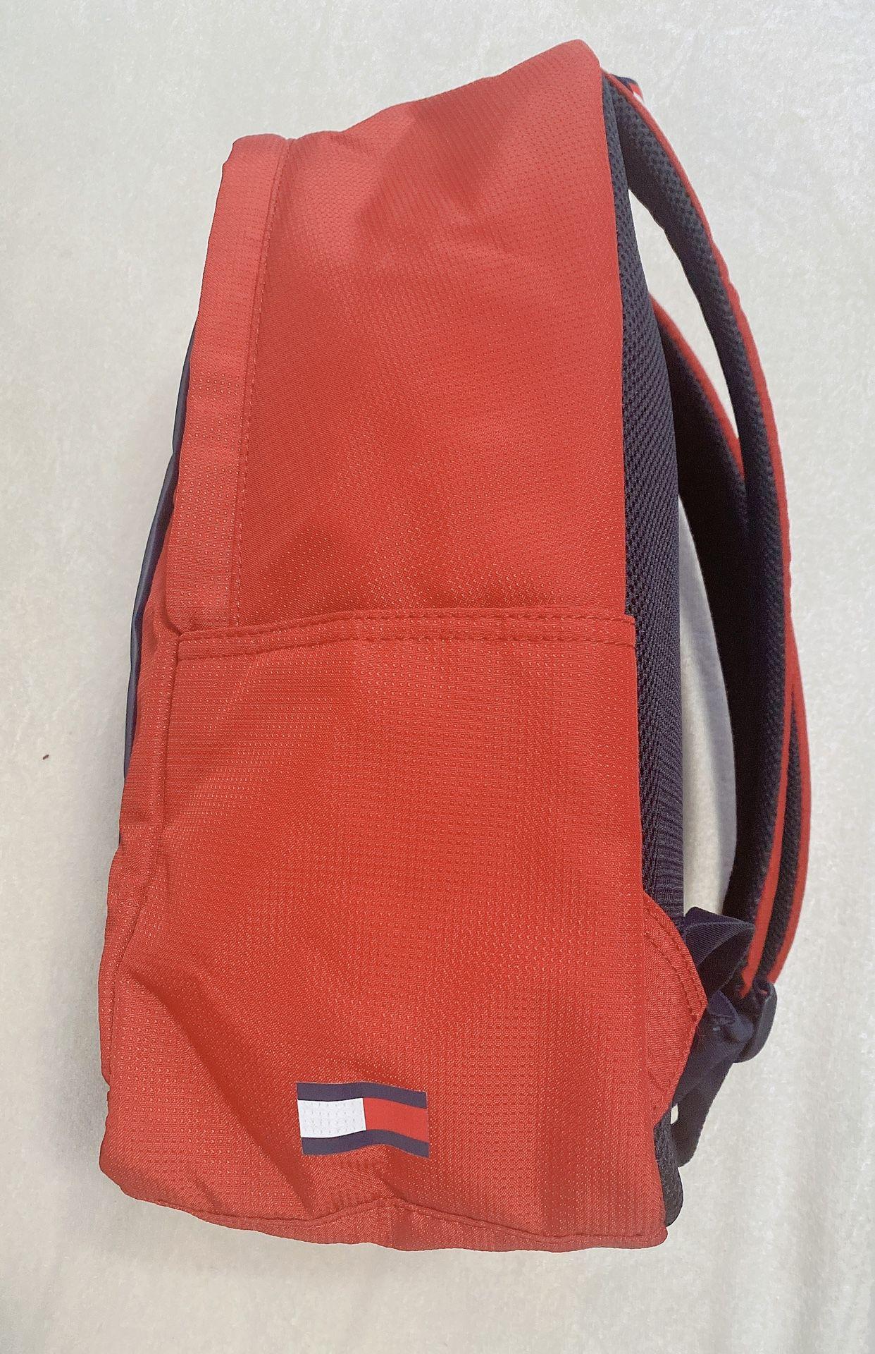 Tommy Hilfiger Men's  backpack Red-New