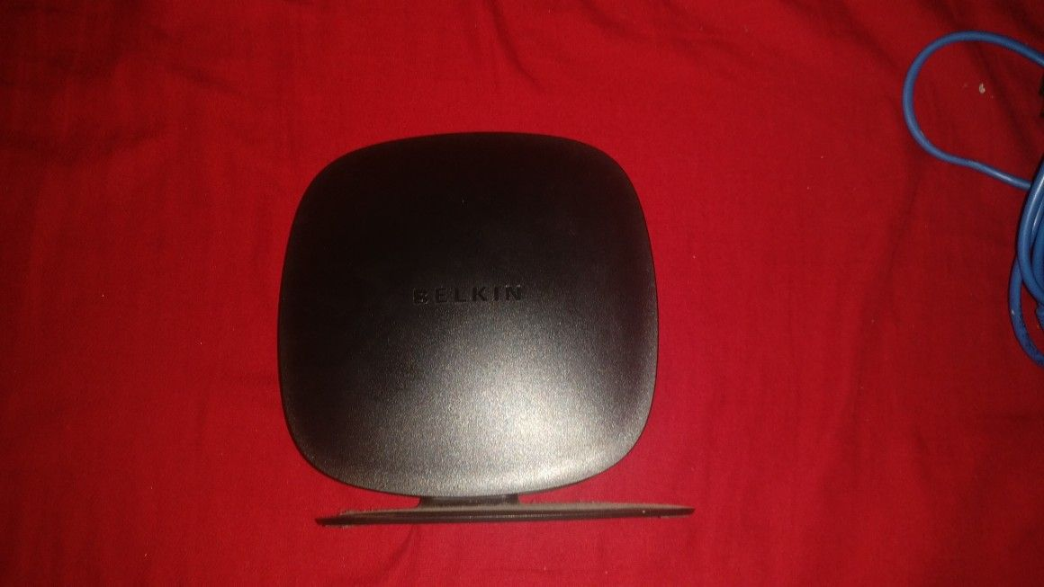 Router Belkin N150