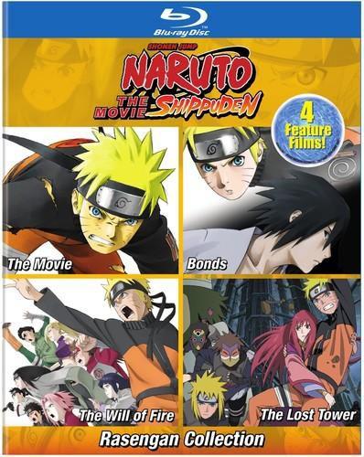 Naruto Shippuden the Movie Rasengan Collection [Blu-ray]