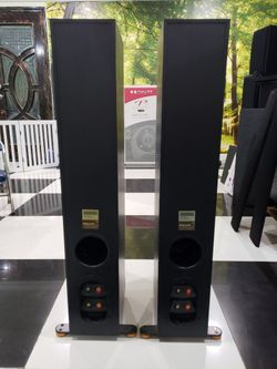 Klipsch RF 42 II 600 Watts Peak Pair Speakers Excellent Condition Perfectly Working Amazing Sound  Thumbnail