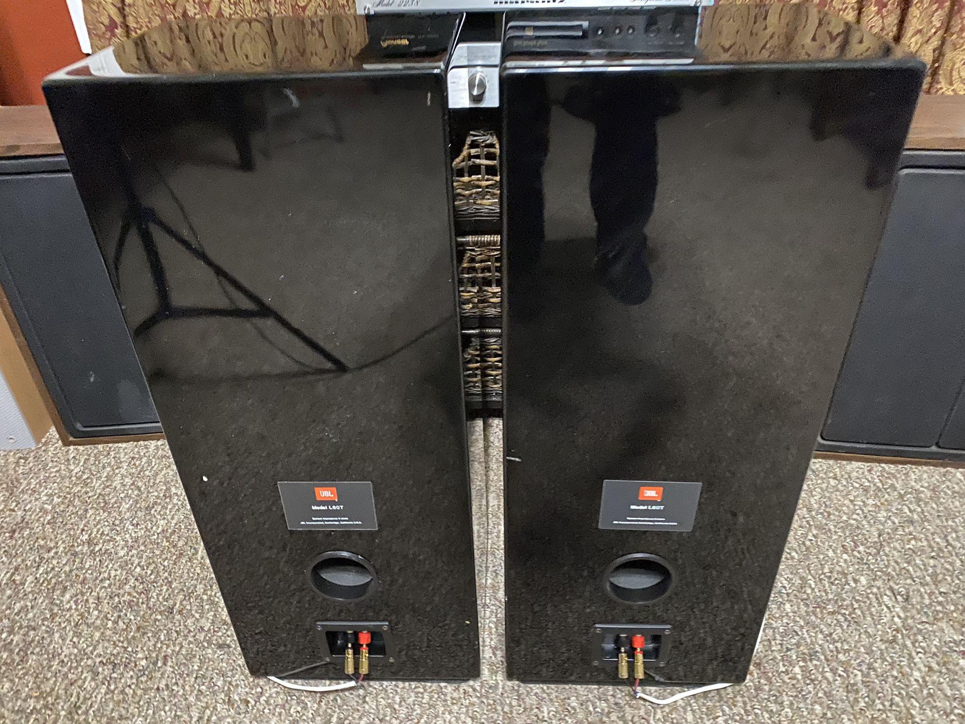 JBL Home Stereo Speakers