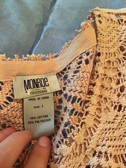 Size Large-XL Monroe & Main outfit set Thumbnail