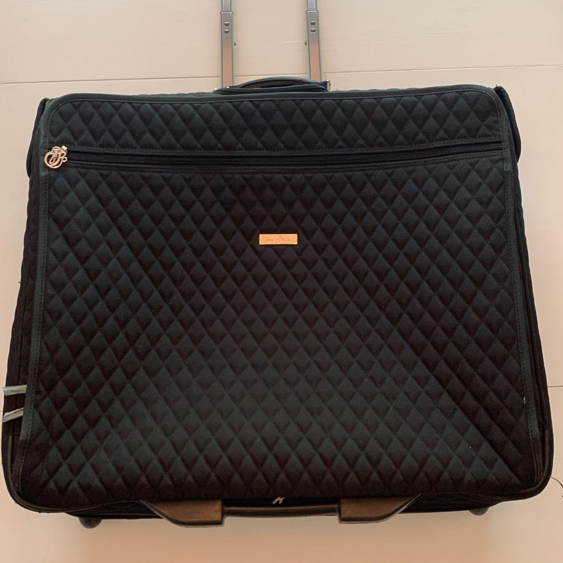Vera Bradley Rolling garnet Bag XL