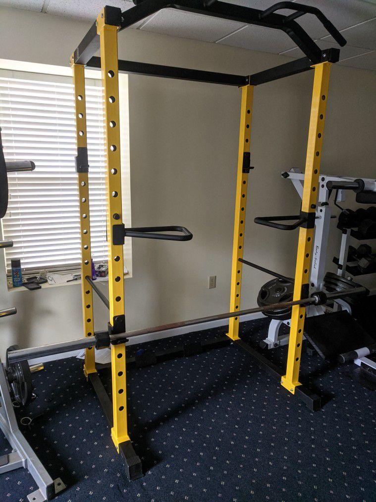 Weights Gym Fitness Flex Treadmill