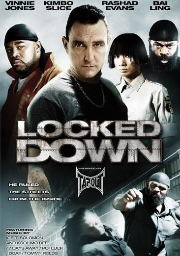LIONS GATE HOME ENT  LOCKED DOWN (DVD) (WS/ENG/ENG SUB/SPAN/5.1 DOL) D29038D