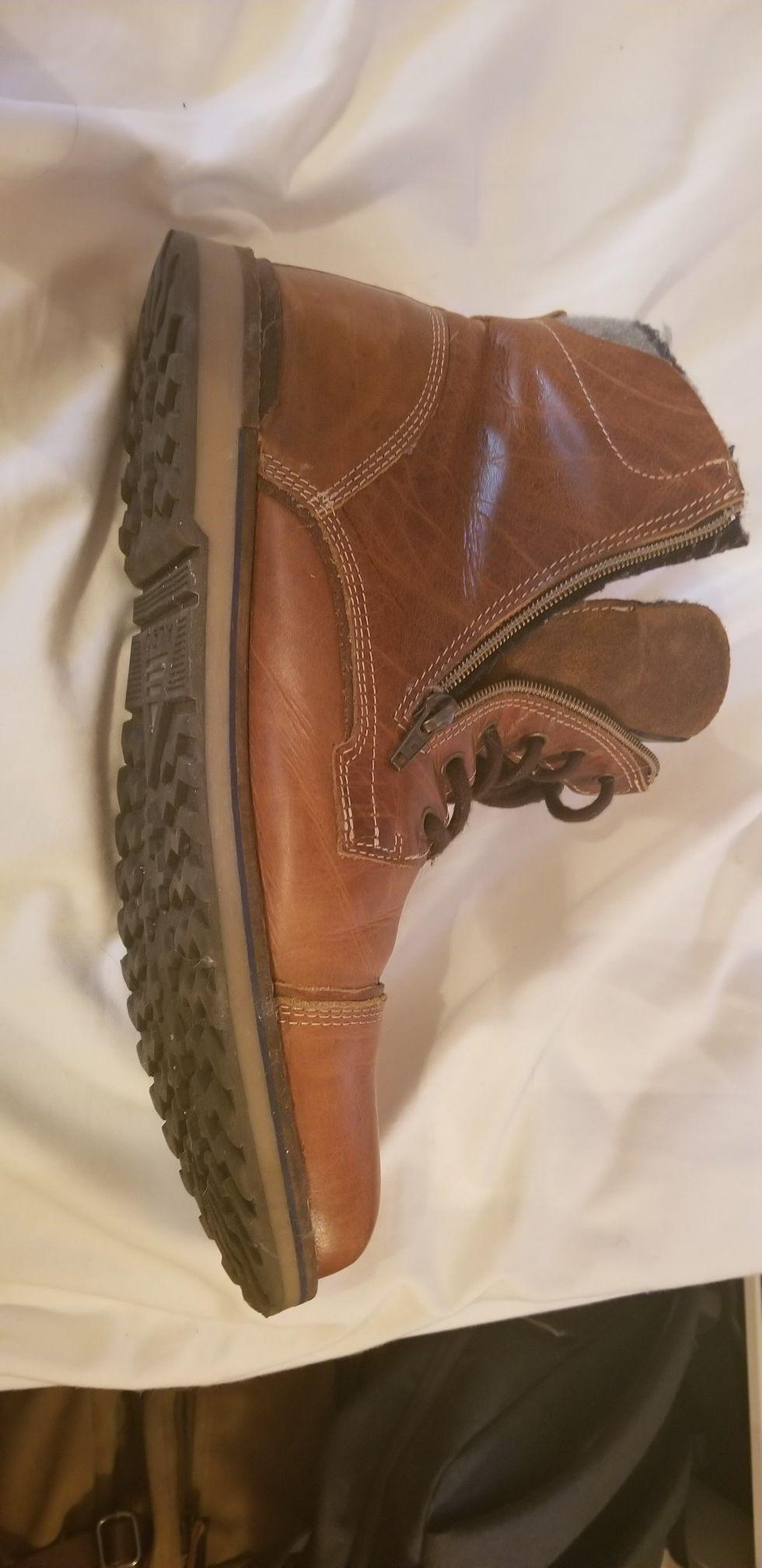 Men aldo boots size 14