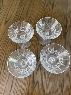 Waterford Crystal Champagne Glass  Thumbnail