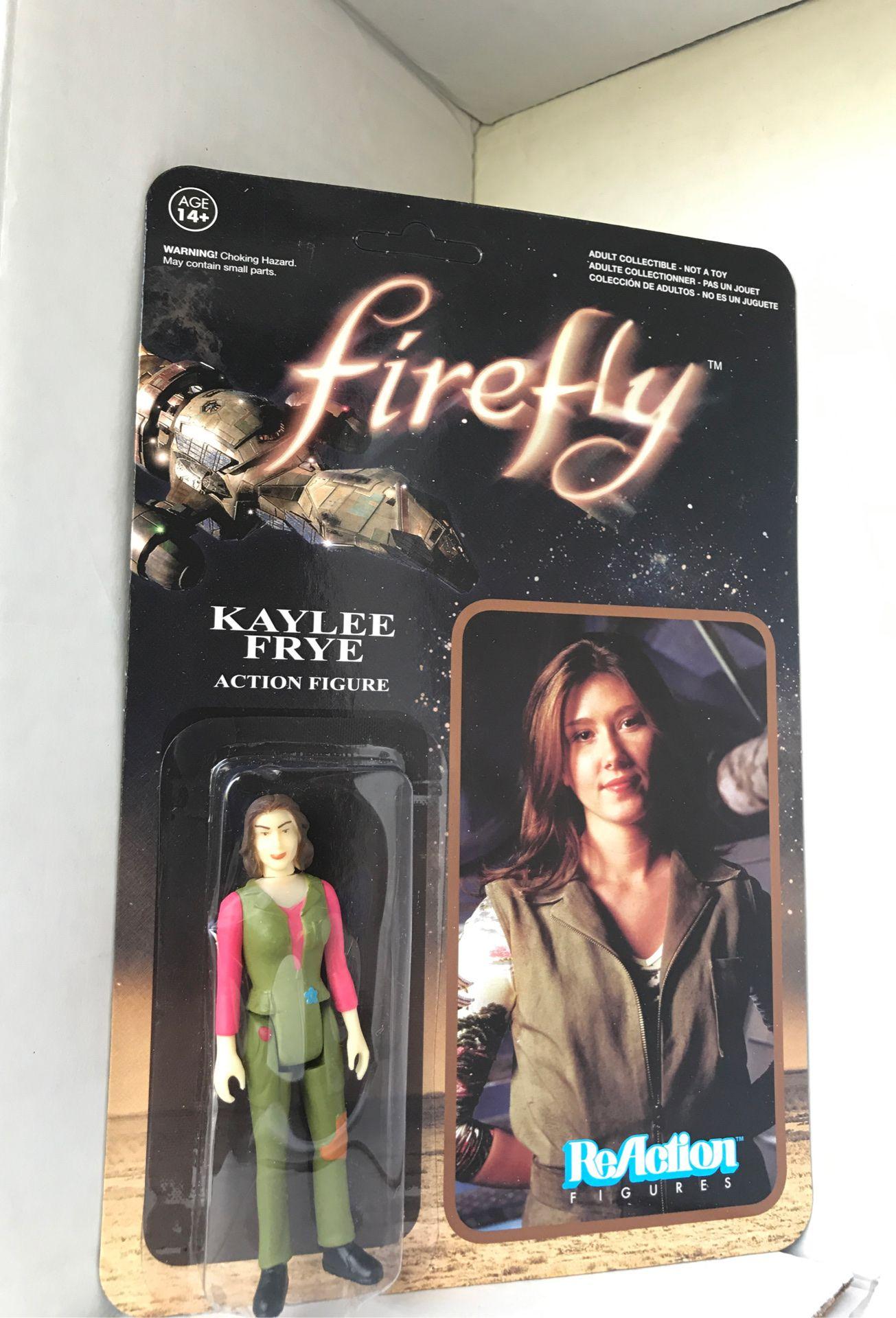 Firefly Kaylee Frye Action Figure