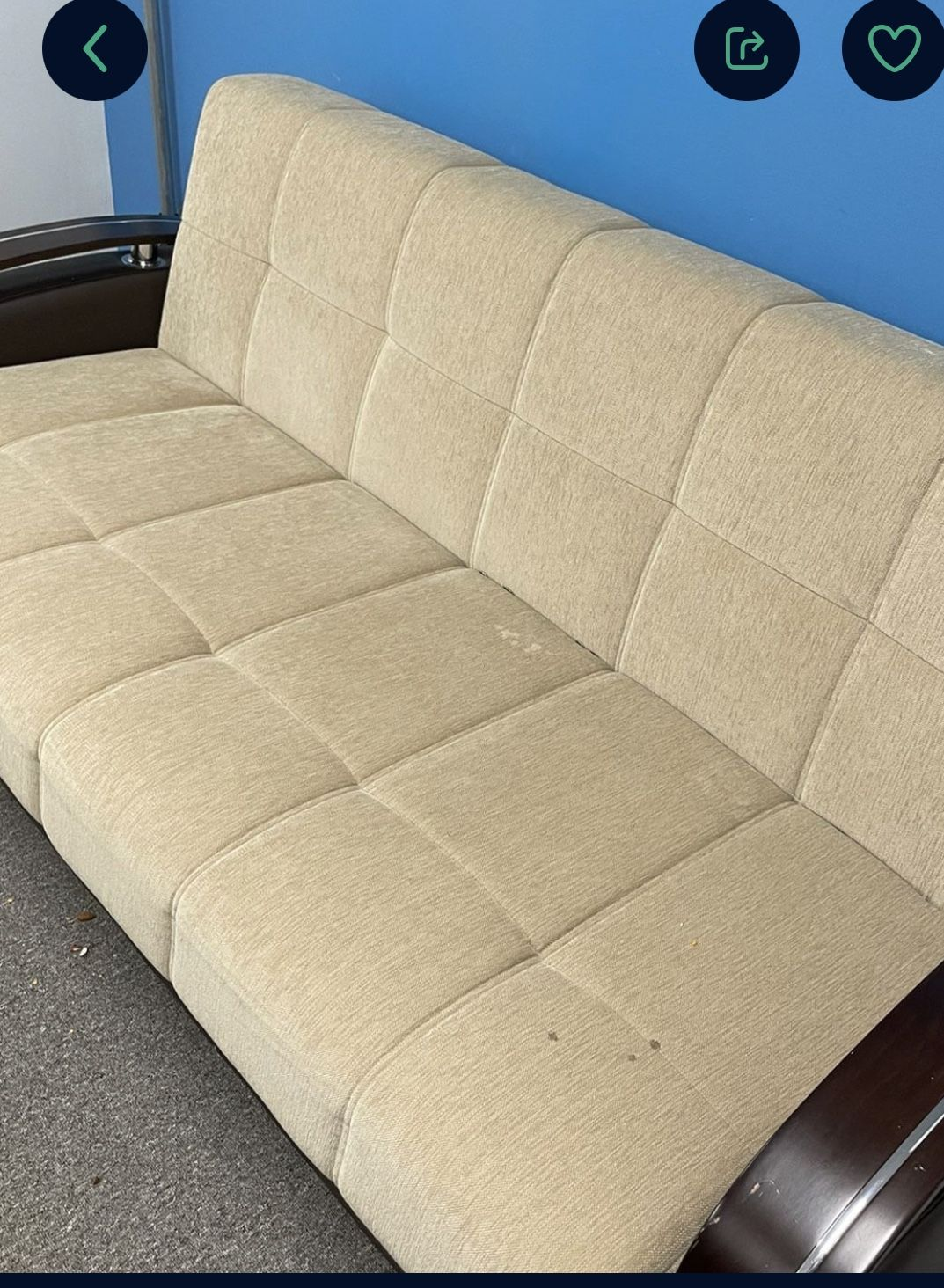 Couch Bed Fold Out Nice Free!!!!