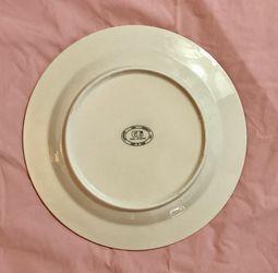 Snowman Christmas/Holiday Dinnerware 34 Pc Set (8 Tea Cup, 8 Saucers, 8 Bowls, 8 Dinner Plates, 1 Platter, 1 Large Serving Bowl) Thumbnail