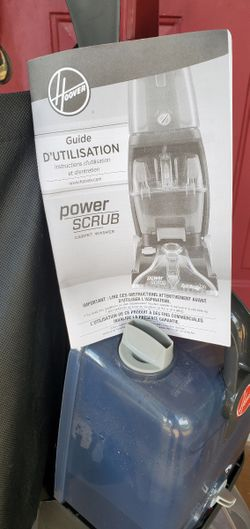 Hoover Power Scrub Thumbnail