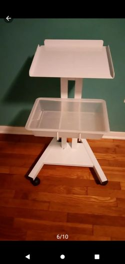 Mobile Tattooing / Salon Equipment Trolley......  CHECK OUT MY PAGE FOR MORE ITEMS Thumbnail