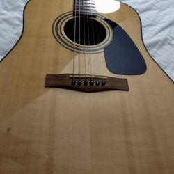 Nice Fender Acoustic Thumbnail