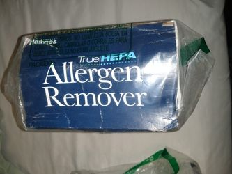Holmes HAPF600DM B Filter True HEPA Replacement Filter - 2 Pack allergen remover. Thumbnail