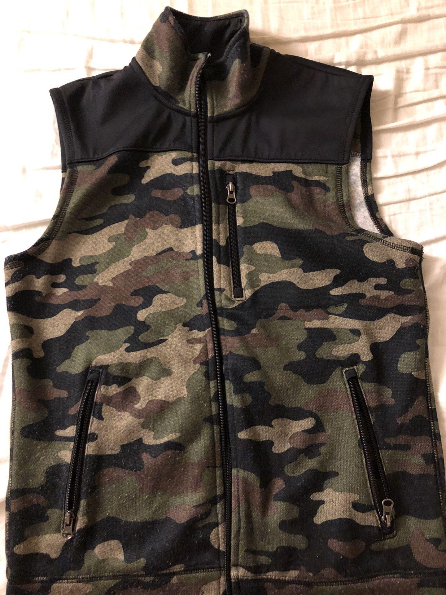 Men's Sonoma Goods For Life® Sweater Fleece Vest