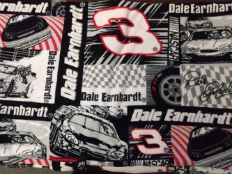 4 1/2' x 5' Dale Earnhardt 3 Soft Lap Throw Blanket Thumbnail