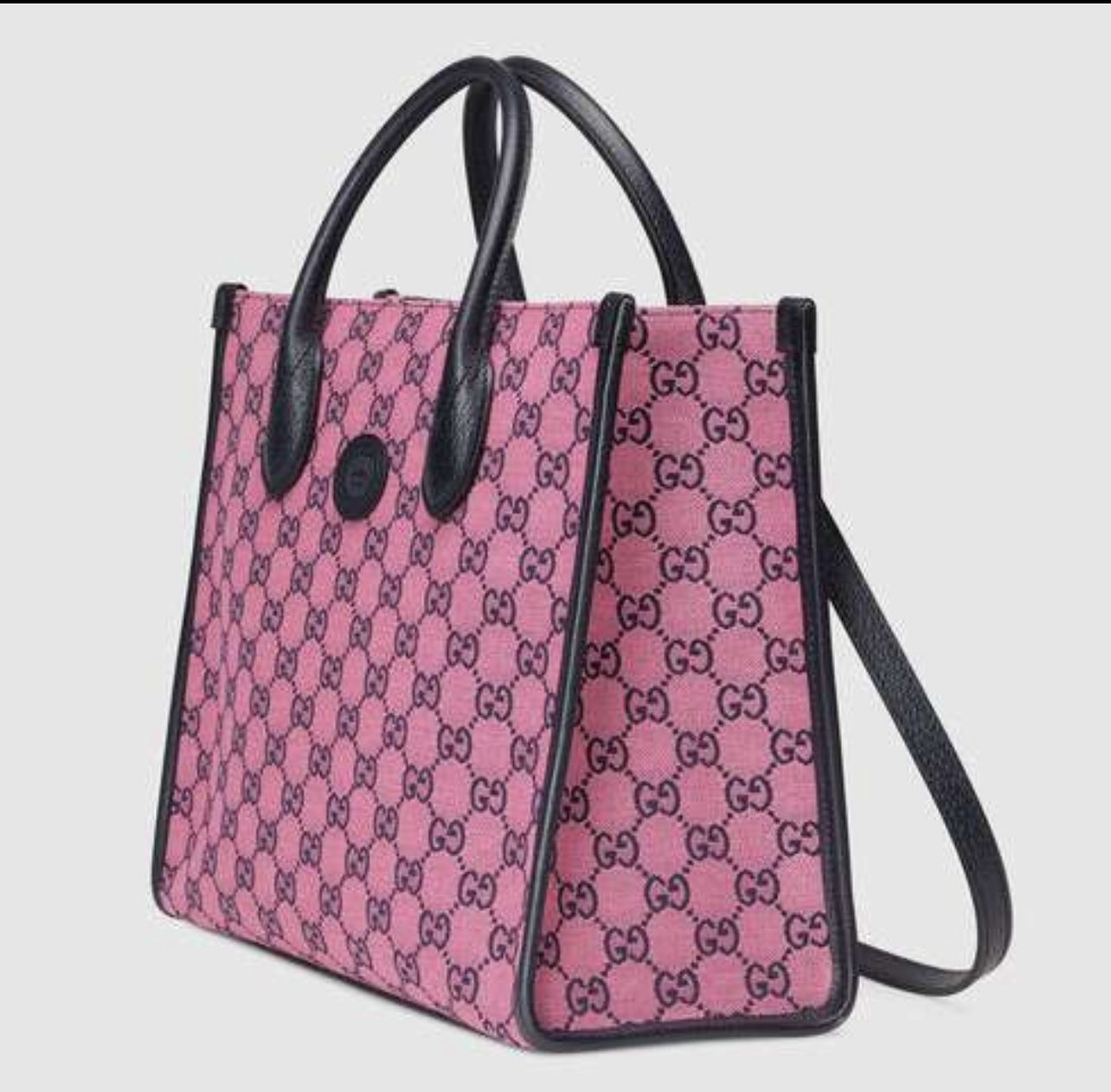 G UCCI Pink Tote