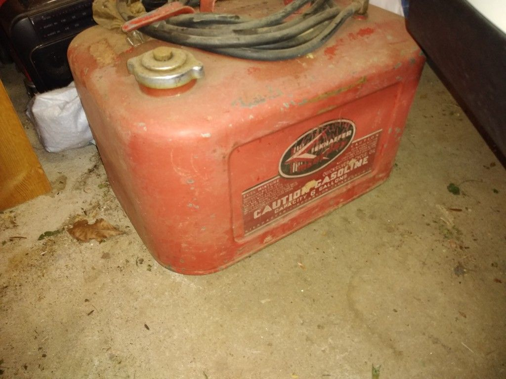 Vintage1957 Mercury outboard motor
