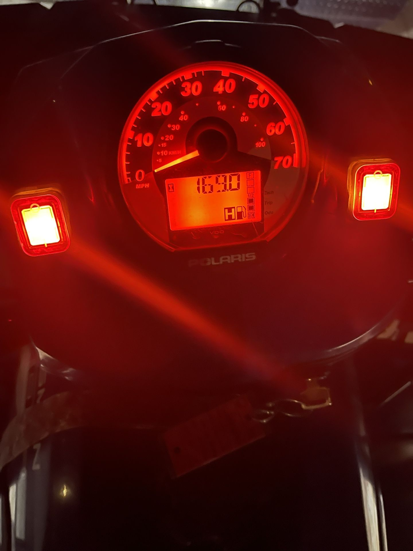 Polaris Sportsman 800cc 4x4 Automatica