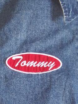 TOMMY JEANS DENIM JACKET Thumbnail