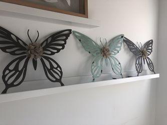 Wall decoration (butterflies) Thumbnail