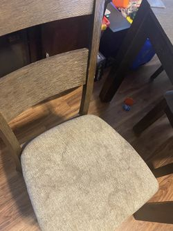 Table 4 Chairs And Bench  Thumbnail
