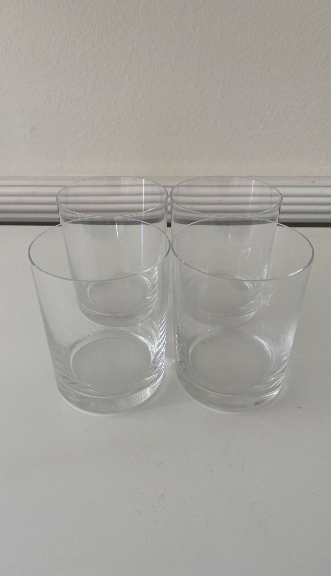Waterford Crystal Double Old Fashioned Glasses (Set of 4)