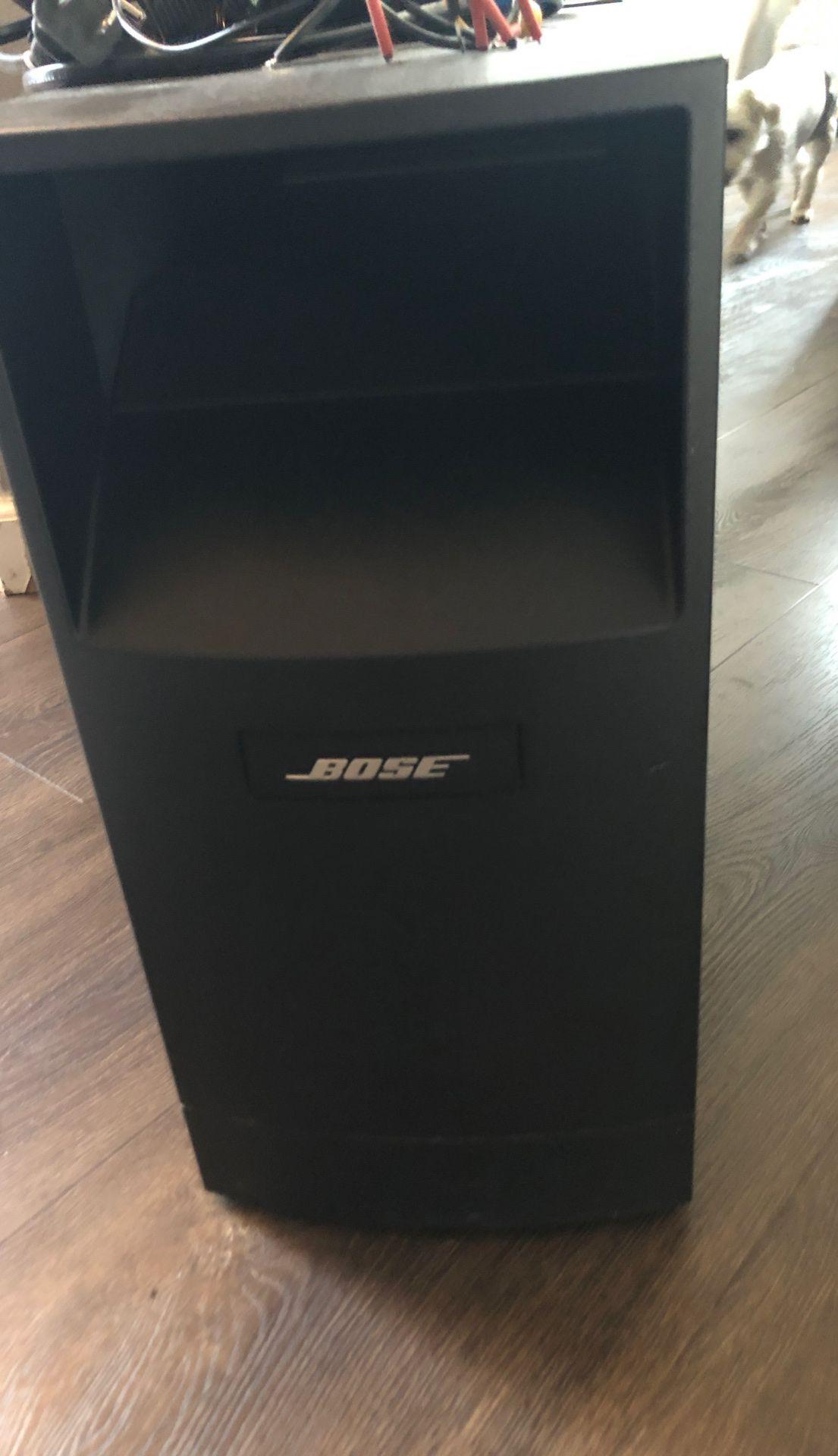 Bose surround sound
