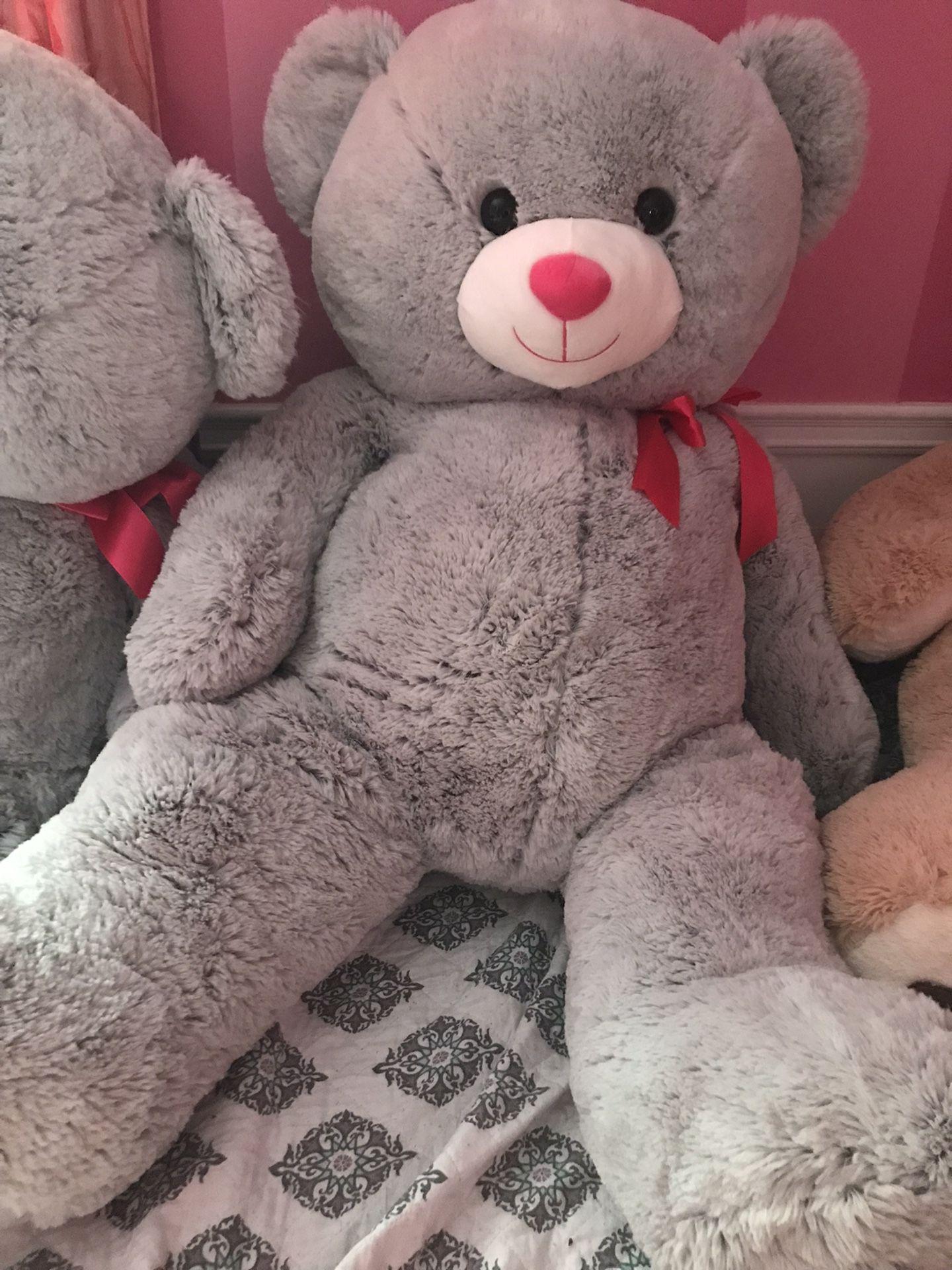 Giant Bear Teddy Plush Stuffed Animal