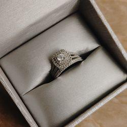 Women's Diamond Wedding Band Ring Thumbnail